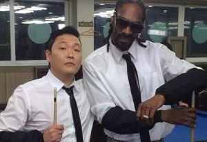 """Psy & Snoop Dogg juntos en el nuevo tema """"Hangover"""""""