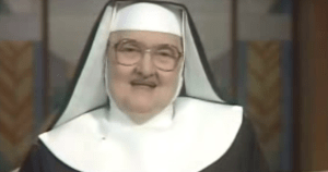 Muere la famosa monja madre Angélica