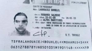 Mira el asesino, Mohamed Lahouaiej Bouhlel quien cometio el atentado en Niza, Fracia