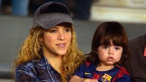Shakira y Fisher Price