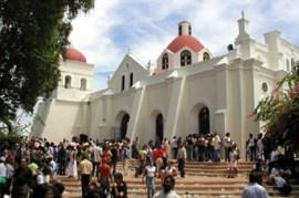 Muchos acuden al Santo Cerro por el Día de las Mercedes