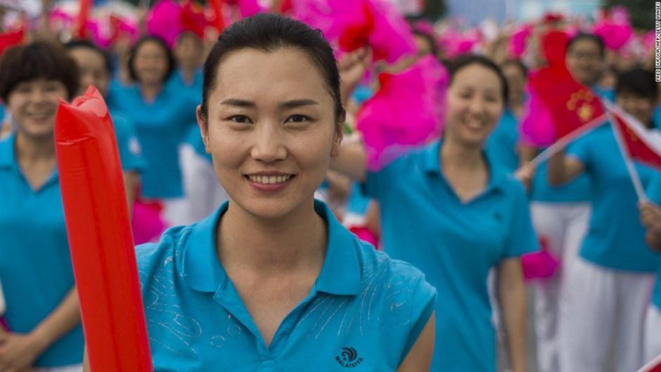 china olimpica