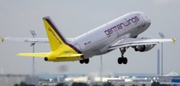 Flugzeug von Germanwings