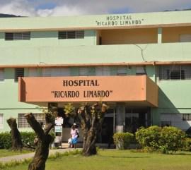 Hospital Ricardo Limardo de Pueto Plata. El Nacional/ Fuente de Archivo