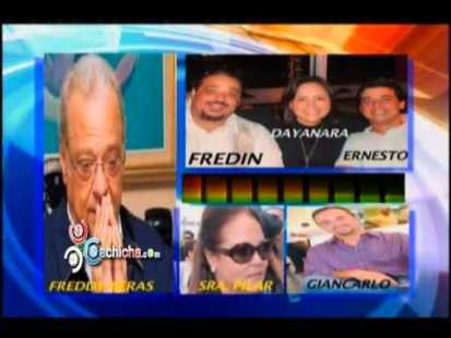 La herencia de Freddy asciende a 294 millones de pesos