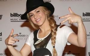 Shakira junto a otros reconocidos artistas entrarán en el Libro Guinness de los Récords