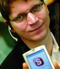 Fundador de Skype recorre el mundo para hallar próximo éxito tecnológico
