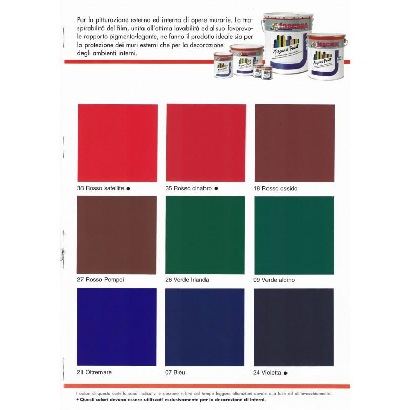 Come scegliere i colori per gli interni senza sbagliare. Morgan S Paint Idropittura Lavabile Cacialli Shop