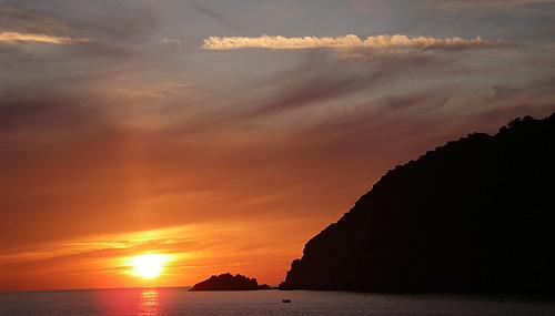 corsica-sunset
