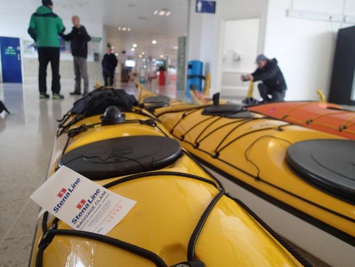 Kayaks by Stena