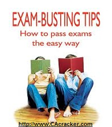 ca exam tips