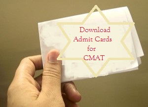 CMAT Admit-Card-cacracker.com