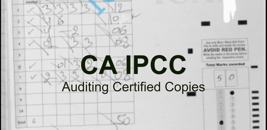 CA IPCC Auditing Certified Copies