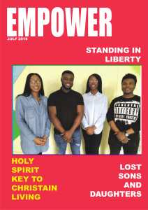 Empower Magazine Issue 1 - July 2018