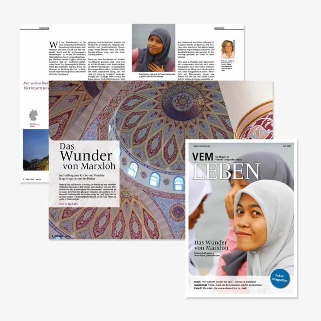 Vereinte Evangelische Mission: Magazin-Relaunch