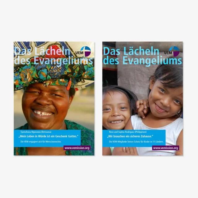 Vereinte Evangelische Mission: Imagekampagne