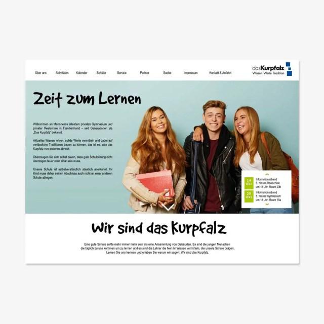 dasKurpfalz: Website