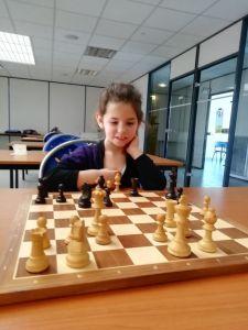 Tournoi d'échecs @ Salle polyvalente