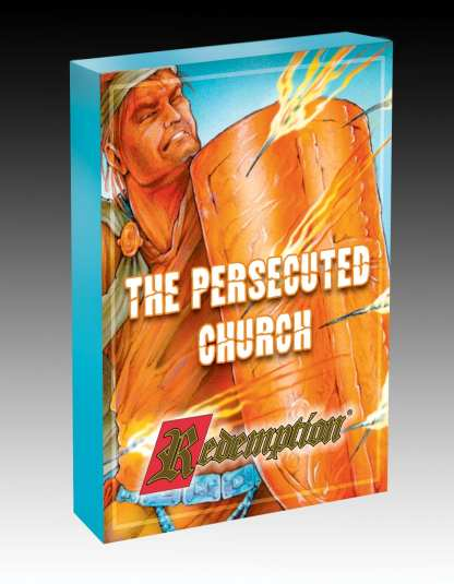 Redemption Card Game The Persecuted Church Box