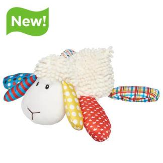 Louie the lamb electronic singing christian plush