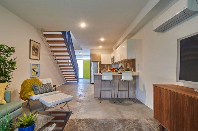 Designer 1 Bedroom Loft Apartments