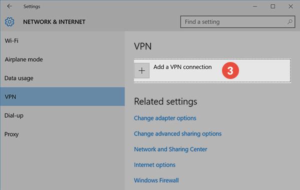 How to set up L2TP VPN on Windows 10   CactusVPN