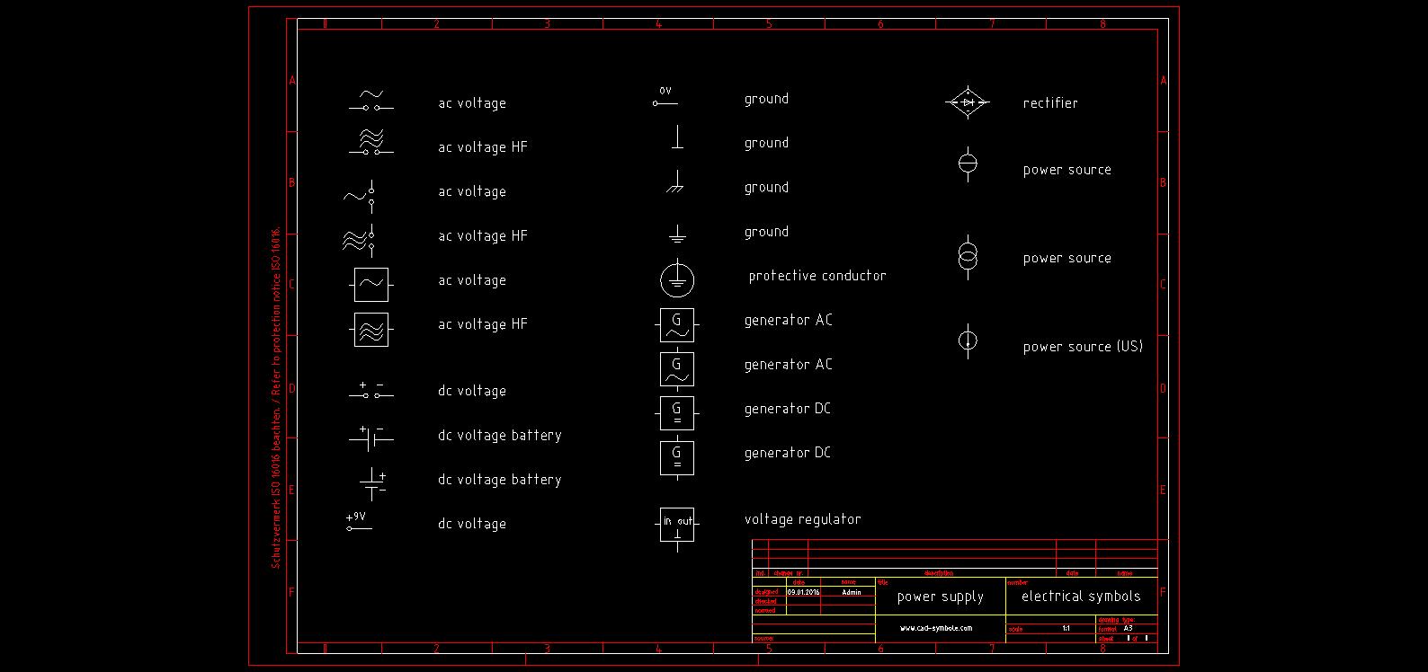 Autocad Wiring Diagram Symbol Download Line Diagram Symbols Custom