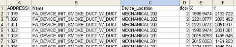 Экспорт таблицы из автокада в эксель. Переносим таблицу из AutoCAD в табличный процессор Excel