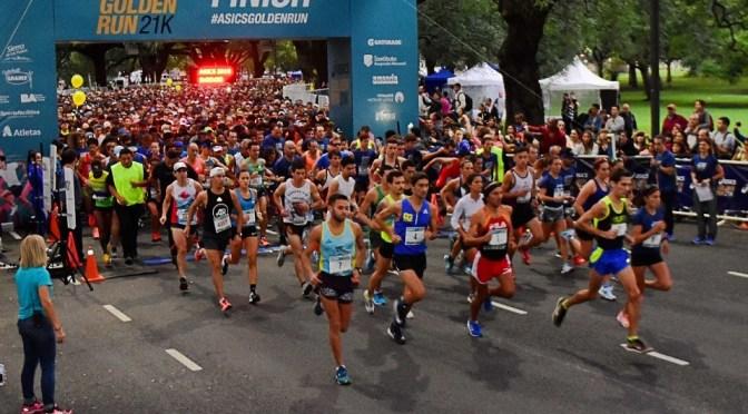 Arbe sumó otra victoria, ahora en medio maratón