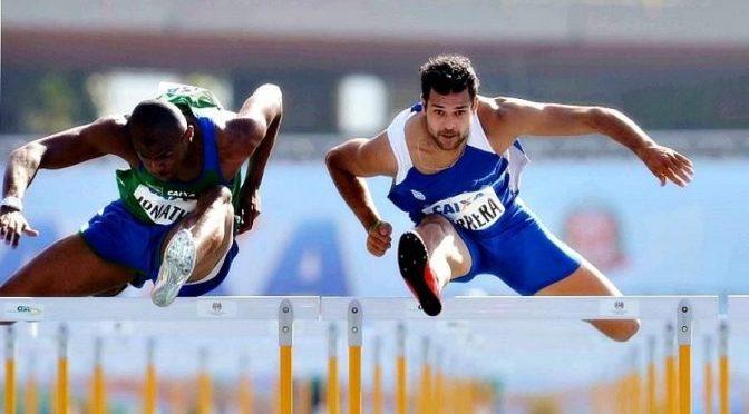 Los Juegos Universitarios, con figuras nacionales