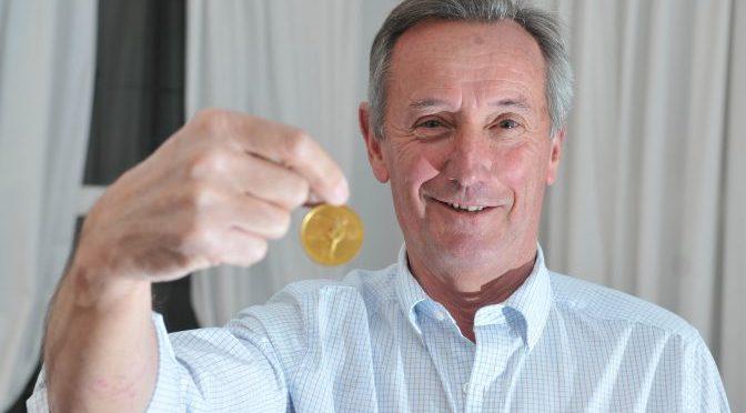 Andrés Calonje, a medio siglo de sus récords de velocidad