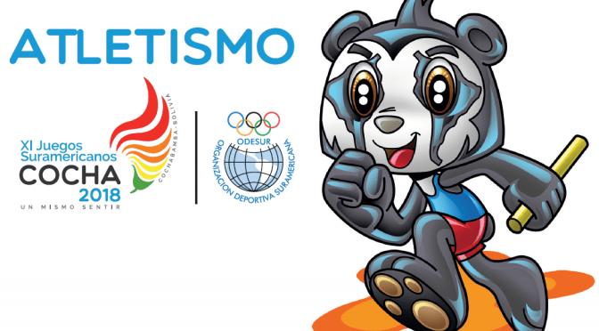 XI Juegos Sudamericanos (Atletismo) – Cochabamba, BOL