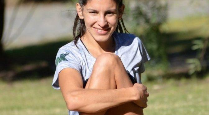 Daiana Ocampo sueña con los Juegos de Tokio