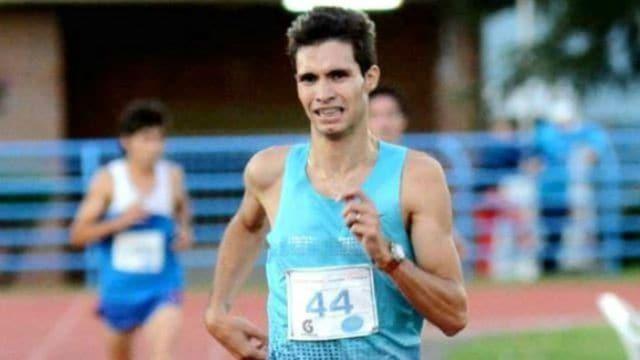 Federico Bruno, 7° en la San Silvestre madrileña