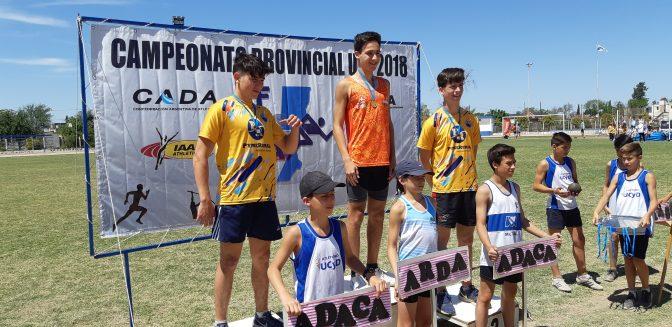 Fiesta Atlética en San Guillermo