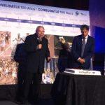 Histórica celebración en Buenos Aires: primer siglo de Consudatle 5