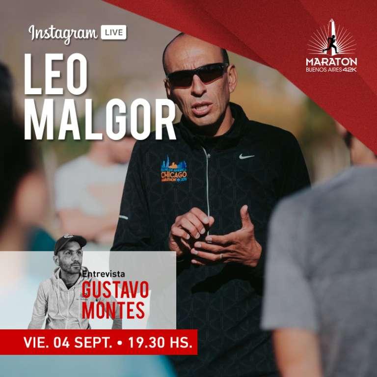 Leo Malgor, charla en vivo por Instagram 23