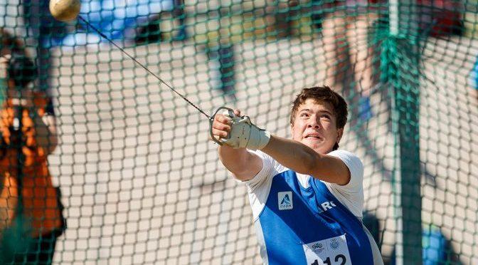 Los siete argentinos, listos para los Juegos