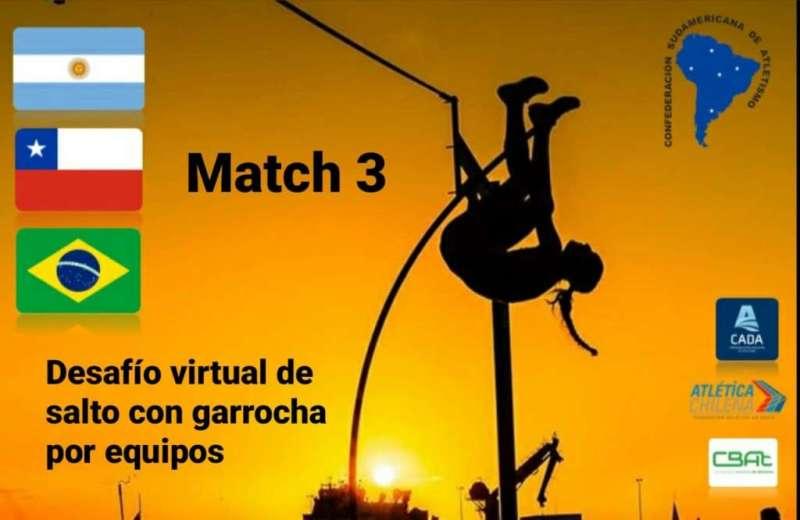 MATCH 3 DE GARROCHA MUJERES 1