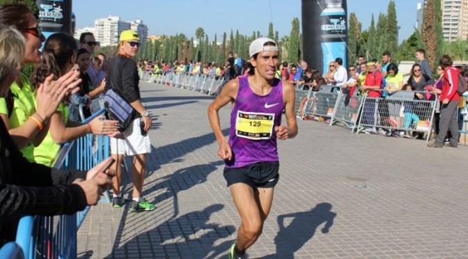 Bárzola participa en el circuito de cross de la IAAF