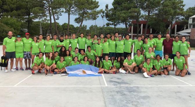 Campamento de Combinadas en Pinamar