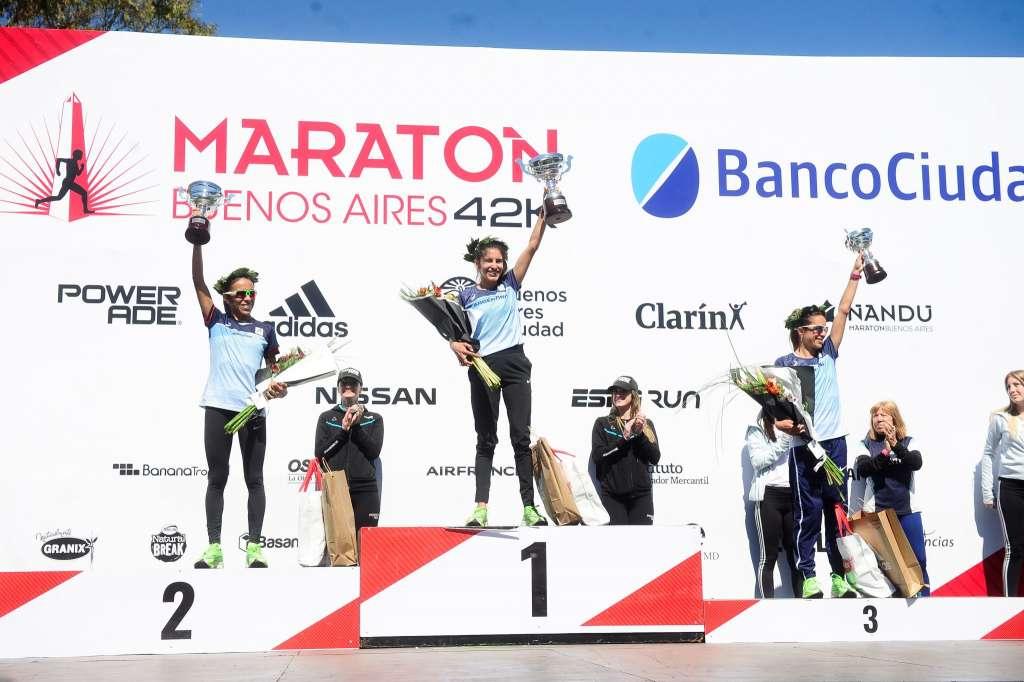 """""""Label"""" de la IAAF para los mejores fondistas argentinos y las carreras de Buenos Aires 13"""