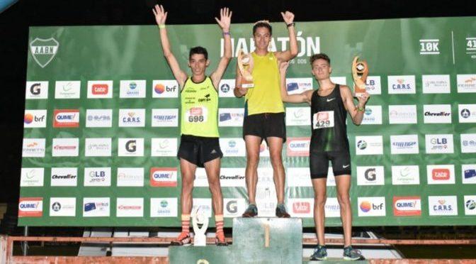 Carriqueo y Rosa Godoy ganaron en Río Cuarto