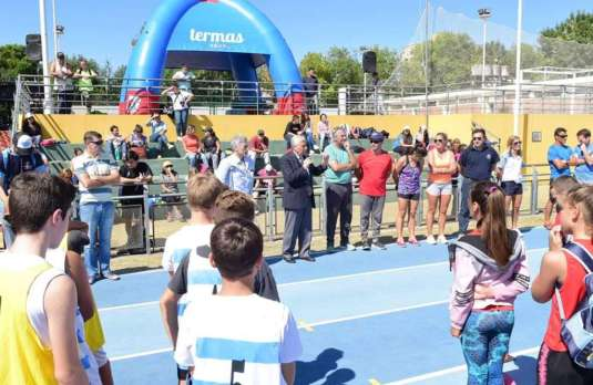 Programa de Desarrollo Atletico en Entre Ríos 1-