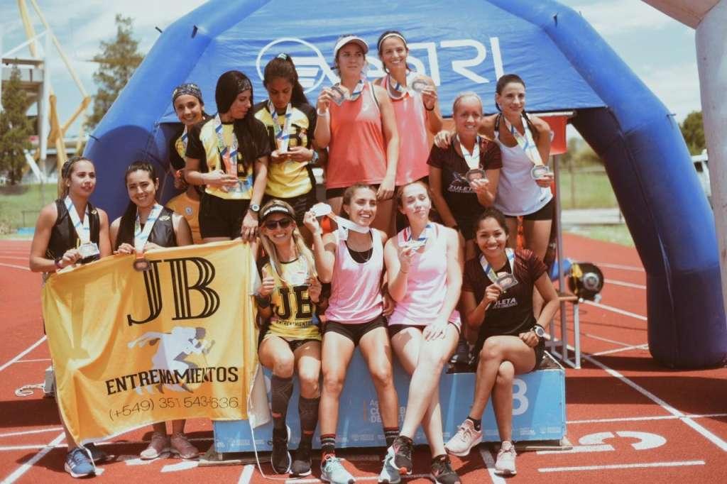 Relevo 30 min, una jornada de atletismo atípica en el Kempes de Córdoba 7