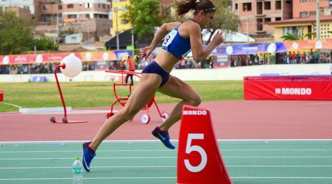 Fiorella Chiappe completa su año dorado: campeona en Cuenca