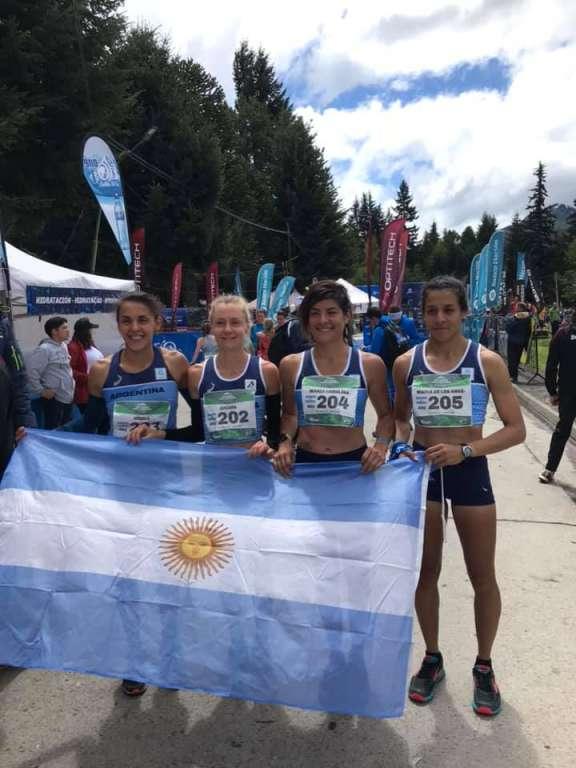 Chiara Mainetti, 13a en el Mundial de Montaña 17