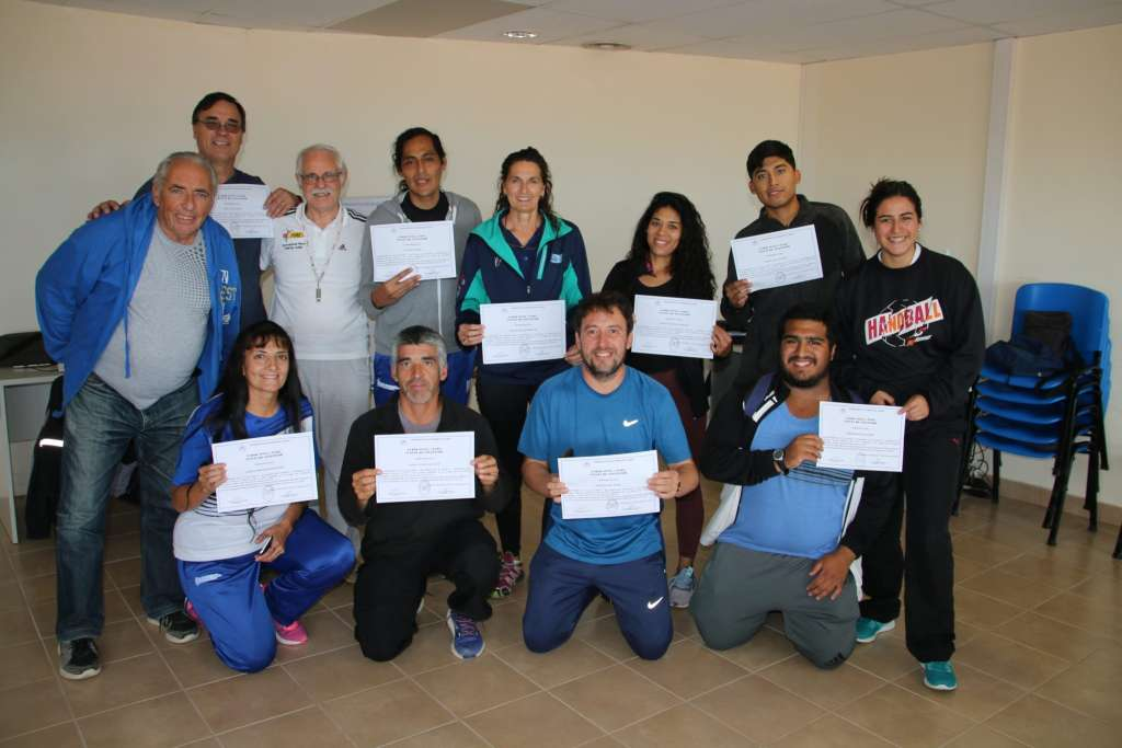 Jueces en Comodoro Rivadavia 2
