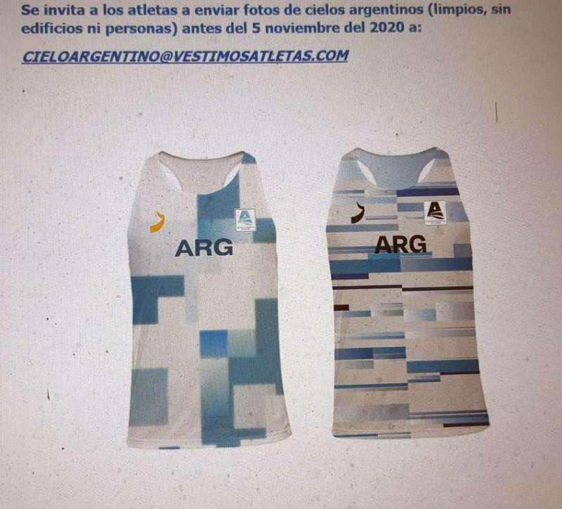 Concurso fotográfico para Indumentaria Argentina 2