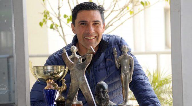 Carlos Gats, a dos décadas de sus récords de velocidad